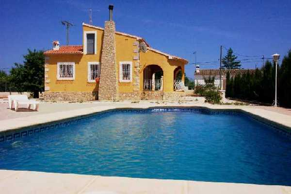 PET FRIENDLY Vacation rentals holiday Spain dogs villa ...