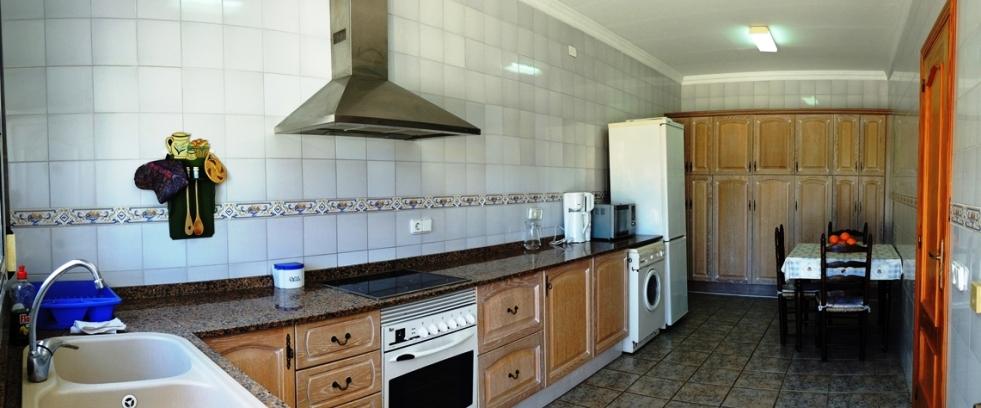 Villa Pla Jalon Valley Rentals Villas Costa Blanca Xalo