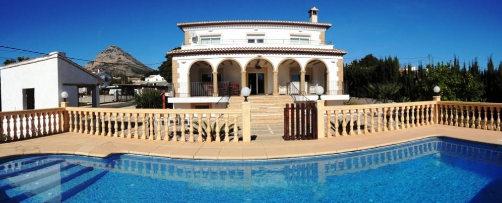 Location Maison Javea